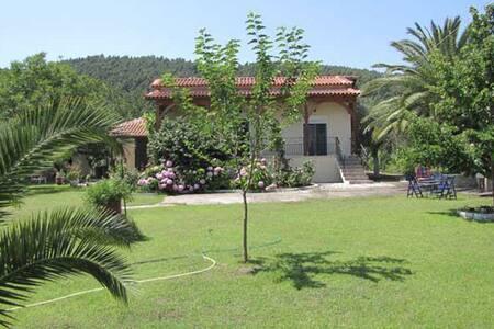 Dream vacations in Vourvourou Halkidiki - Vourvourou - Huis