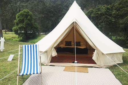 Glamping in Cattai National Park - Pitt Town - Tält