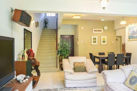 [Cosy&Clean] Kemuning Vacation Family Aircond Home