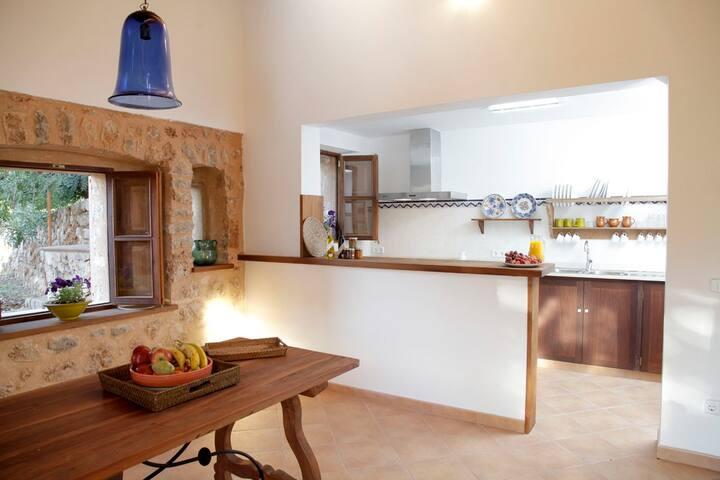 Finca Can Det - Biniaraix - House