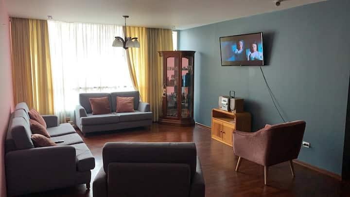 Amplio departamento en Quito
