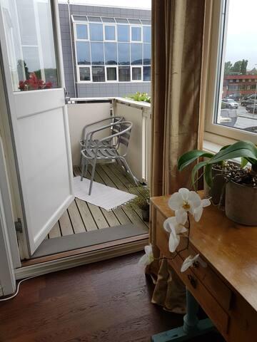 Fin leilighet i Stjørdal sentrum