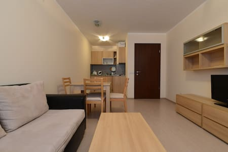 Comfortable 1 bedroom apartment near lift - Borovets - Aparthotel