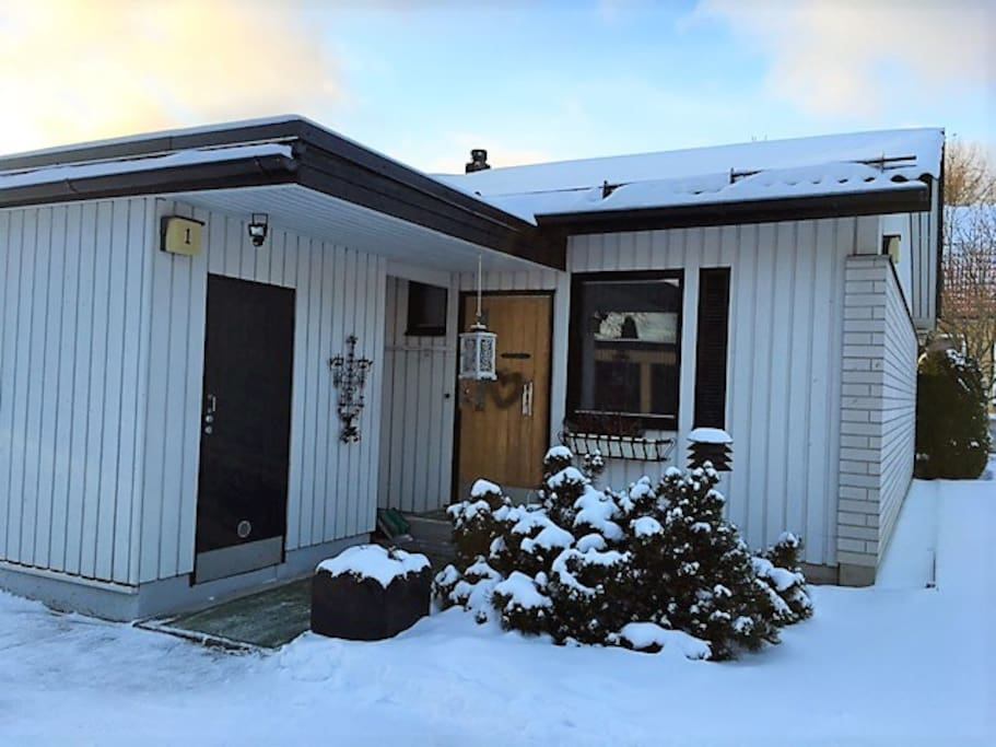 Lovely town house next to Lahti2017 Worldchampionships!