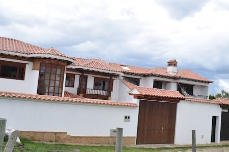 Comfortable Flat ~ Villa De Leyva, Nice View (1)