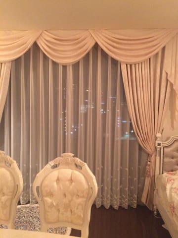 芝浦アイランドのロマンチックなお部屋 - Minato-ku