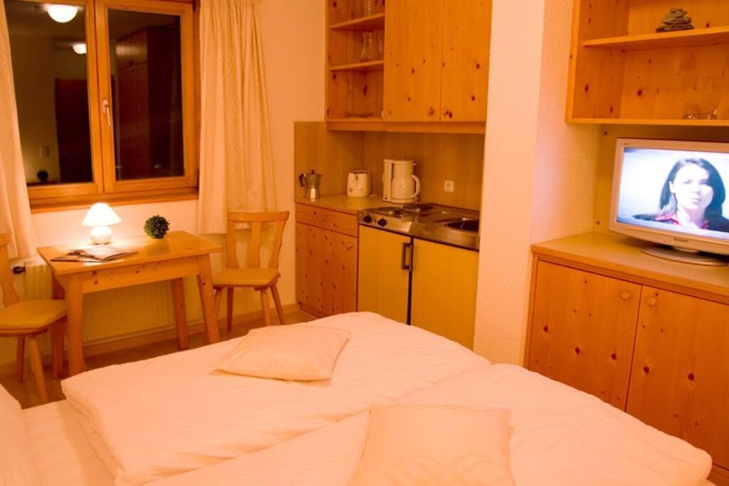 Appartement für 2 Personen