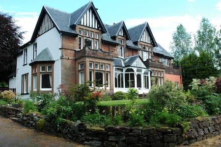 Ravensdale - Bedroom 2 - Corpach - Villa