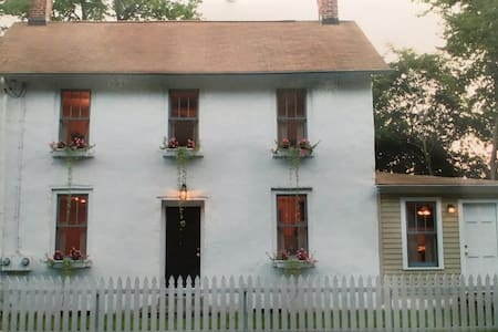 19 Century Charming Stone House - New Hope - Dom