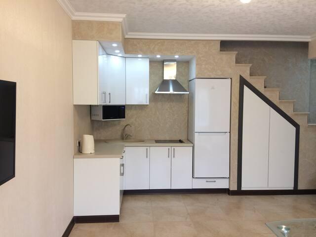 Апартаменты, Rostov Глинки124