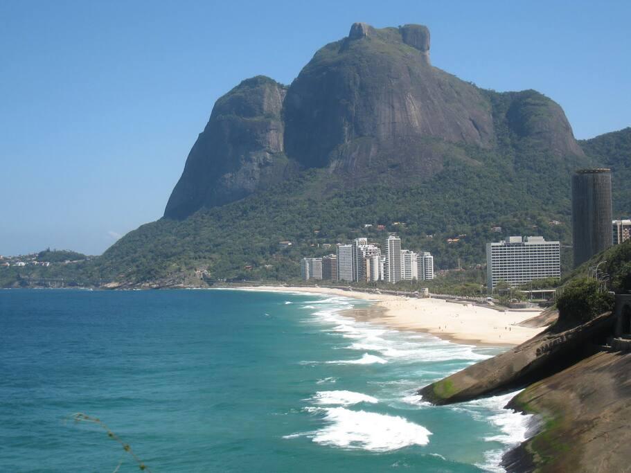 Sao Conrado Neighborhood