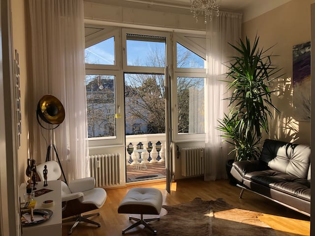 Paradise in Wiesbaden (3,5 Room, 120 m2) for rent