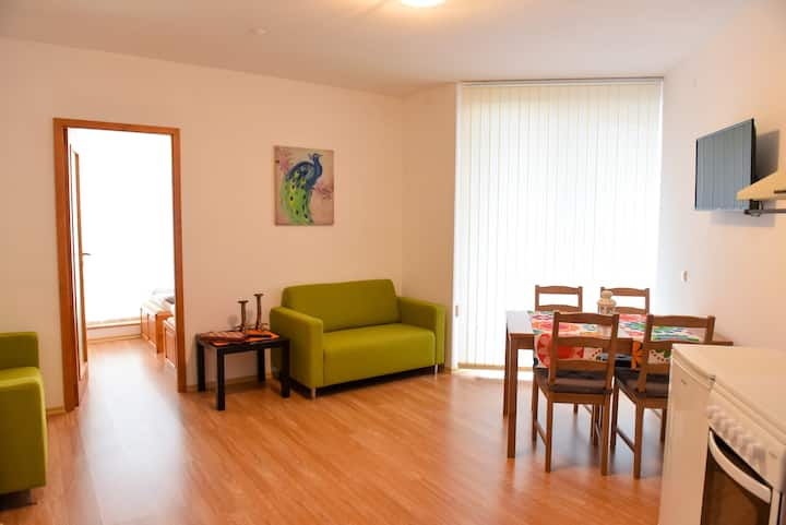 6307 I&D Apartment-The Two Bedroom One