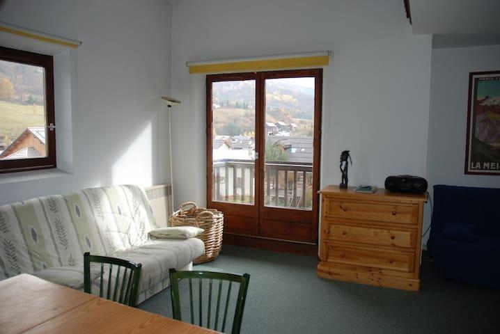 T3 duplex très lumineux - Hautes-Alpes - Apartment
