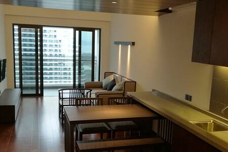 好好珍惜每一次度假! 选择拥有罕见、无敌、外海海景的超5星级檀悦豪生温泉度假酒店公寓 - Huizhou Shi - โรงแรมบูทีค