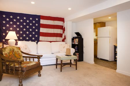 Clean, Comfortable, Convenient English basement! - Wohnung