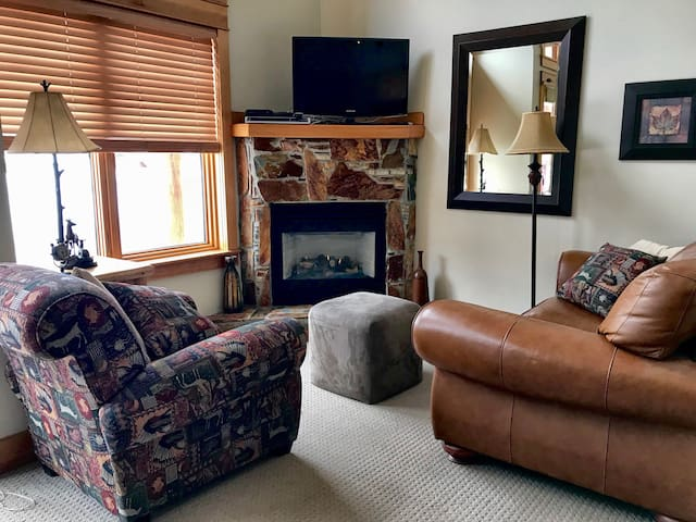 Condo at Red Mountain Village, Rossland, BC