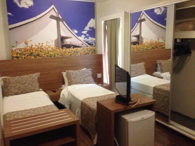 Apart-Hotel S4/Smart4 Águas Claras