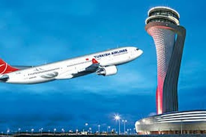AİRPORT İSTANBUL 15 minutes