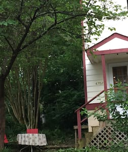 Little House in the Trees  - Close to Metro - Takoma Park - House