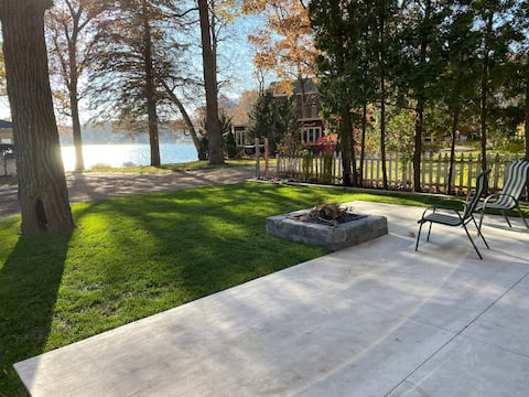 Barlow Lake House - Heat/AC, Gas Grill, Fire pit