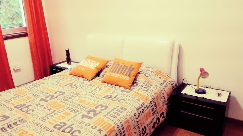 Private Room for 2 people - Santa Maria da Feira - Wohnung