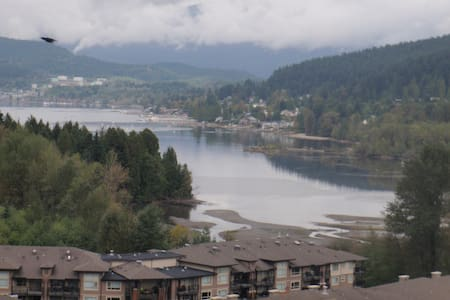 Luxury Executive Water view Condo - Port Moody