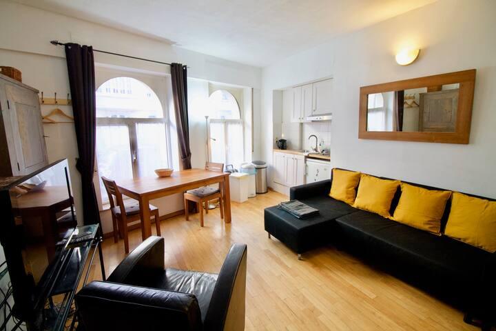 Nice comfort duplex 1Room - Tenbosch