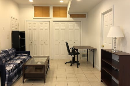 Room for a female in 3BR apt to share with two YFP