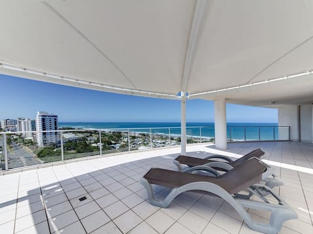 Unit 1201 The Sebel Maroochydore - Largest Balcony - Maroochydore - Lägenhet