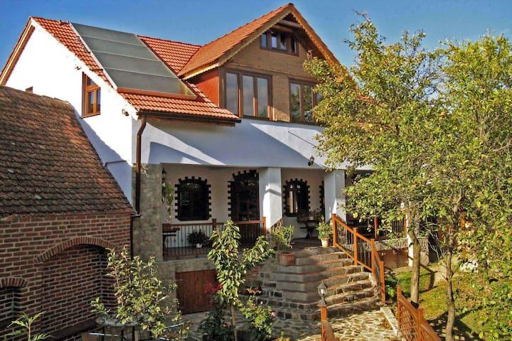 • CASA CRINA • at the Transylvanian Carpathians