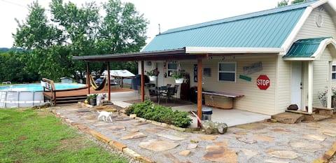 True Grit Trail House