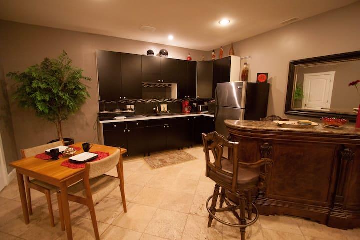 Private Suite in Upper Mission Kelowna