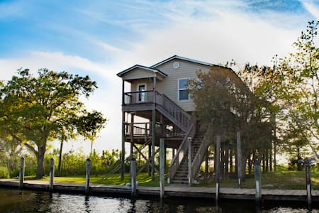 Kantcha Ketchem Fishing Lodge - Hopedale, La