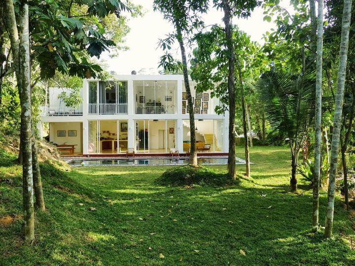 Charming 3BR Villa in Weligama - Villa Siriwimal