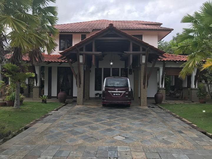 Homestay Villa 2774 Chendering, Terengganu