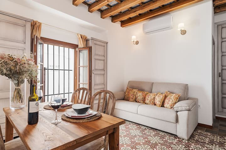 Fantastic apartment in the heart of Vejer - Casa de los Abuelos 18