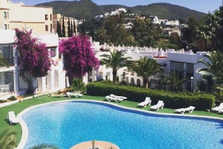 Beautiful apartment in Santa Eulalia.