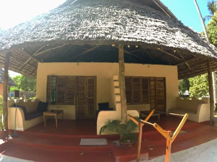 Afro Beach Bungalows