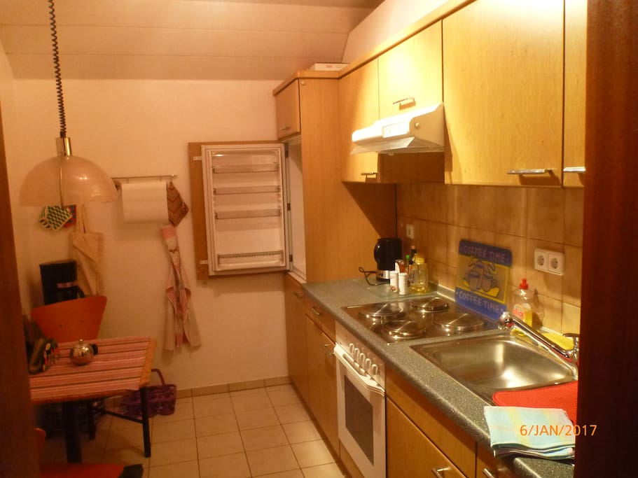 Einbauküche volle Ausstattung