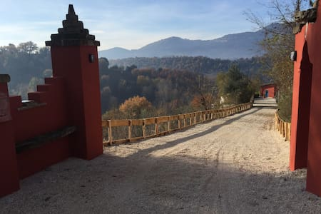 Villa Piana - Ponzano Romano - Villa
