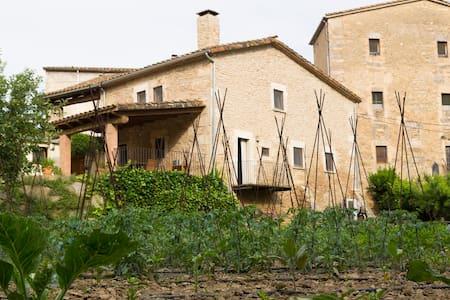 Casa rural Can Cargol - Cornellà del Terri - Dom