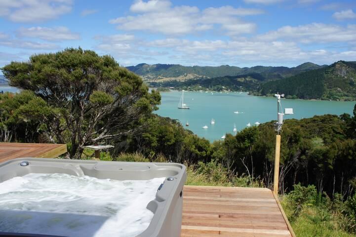 Villa Ohakiri: your home from home: heaven-haven - Whangaroa - Casa