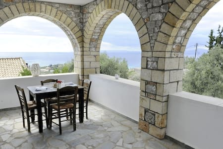 Cobble Country house near Stoupa - Messinia