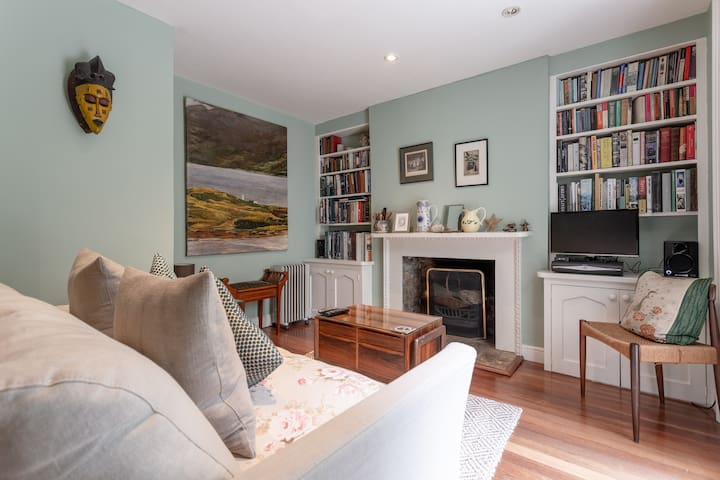 Beautiful 1-Bed with Garden