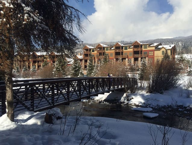Keystone 3 Bedroom Condo - Walk to the Slopes - Keystone - Apartment