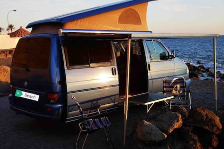 Volkswagen California T4 camper Gran Canaria