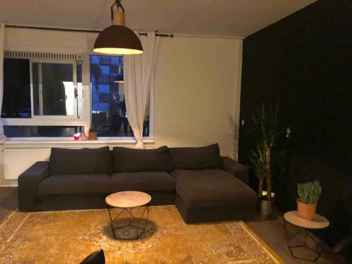 Newly renovated apartment 20 minutes from centre