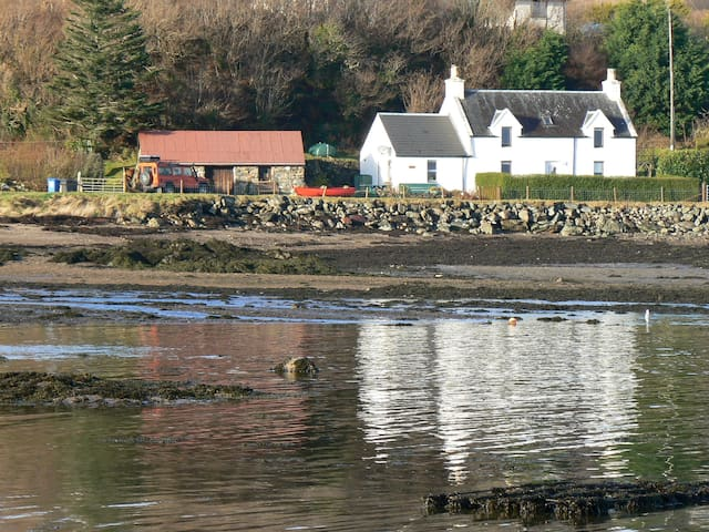 Cruard Cottage, Isle of Skye - Isleornsay - Appartement