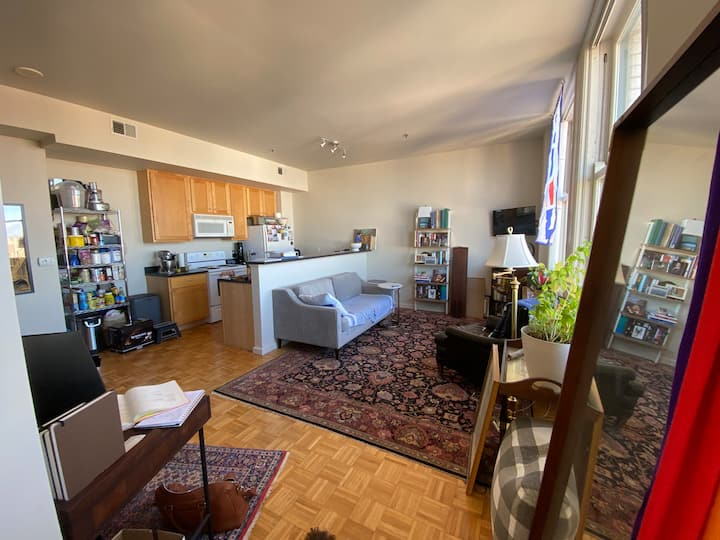 Downtown Apartment in Grand Circus Park